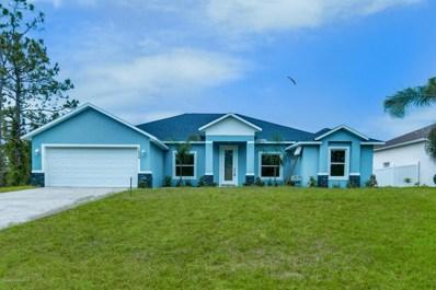 1426 Wakefield Road, Palm Bay, FL 32909 - MLS#: 816719