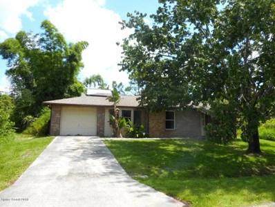 1081 NW Ivanhoe Street, Palm Bay, FL 32907 - MLS#: 816730