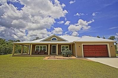 675 Atz Road, Malabar, FL 32950 - MLS#: 816740