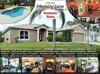107 Memory Lane, Palm Bay, FL 32907 - MLS#: 816744