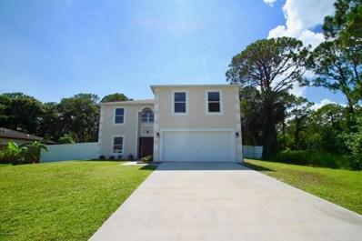 946 Itzehoe Avenue, Palm Bay, FL 32907 - MLS#: 816750