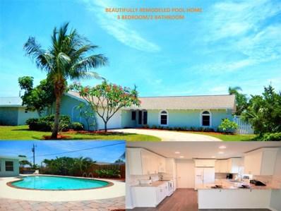 185 Sunrise Avenue, Satellite Beach, FL 32937 - MLS#: 816751