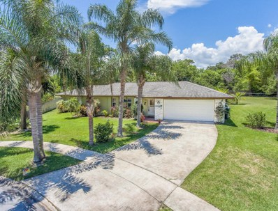 3 Colonial Way, Indian Harbour Beach, FL 32937 - MLS#: 816760