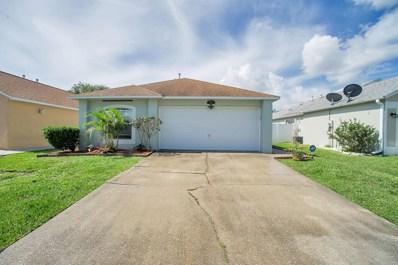 1633 Cape Palos Drive, Melbourne, FL 32935 - MLS#: 816769