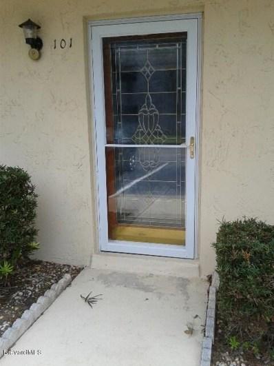 2135 N Courtenay Parkway UNIT 101, Merritt Island, FL 32953 - MLS#: 816795