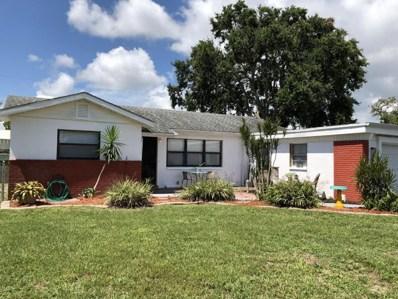 987 Golf Street, Rockledge, FL 32955 - MLS#: 816834