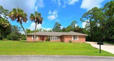 986 Haas Avenue, Palm Bay, FL 32907 - MLS#: 816841