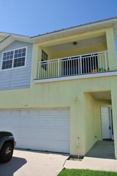 181 Saint Lucie Lane, Cocoa Beach, FL 32931 - MLS#: 816934