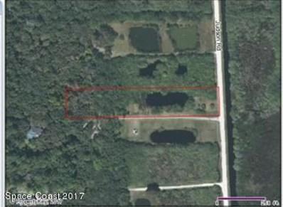 5629 Judson Road UNIT 0, Merritt Island, FL 32953 - MLS#: 816937