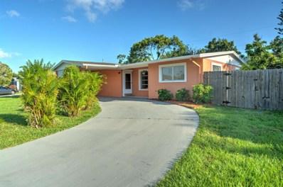 1078 Basque Drive, Rockledge, FL 32955 - MLS#: 816950
