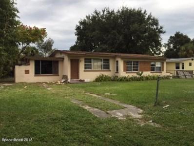 1006 Woodlawn Road, Rockledge, FL 32955 - MLS#: 816962