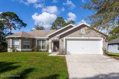 174 NW Dobbins Road, Palm Bay, FL 32907 - MLS#: 817050