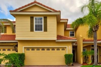 1410 Isabella Drive UNIT 105, Melbourne, FL 32935 - MLS#: 817071