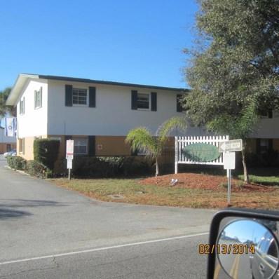 1713 Dixon Boulevard UNIT 165, Cocoa, FL 32922 - MLS#: 817092