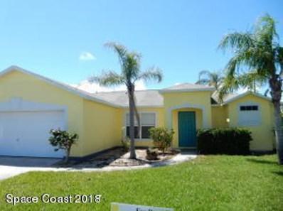 660 Palm Drive, Satellite Beach, FL 32937 - MLS#: 817157