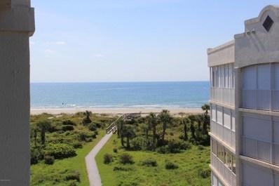 703 Solana Shores Drive UNIT B508, Cape Canaveral, FL 32920 - MLS#: 817198