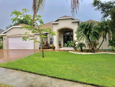 1015 Carriage Hill Road, Melbourne, FL 32940 - MLS#: 817201