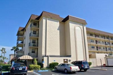 4105 Ocean Beach Boulevard UNIT 221, Cocoa Beach, FL 32931 - MLS#: 817256