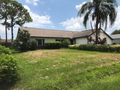 729 Altara Lane, Palm Bay, FL 32907 - MLS#: 817258