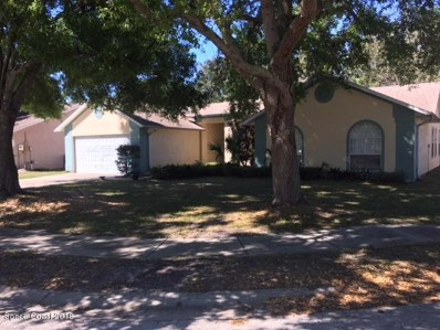 3312 Meadowridge Drive, Melbourne, FL 32901 - MLS#: 817324