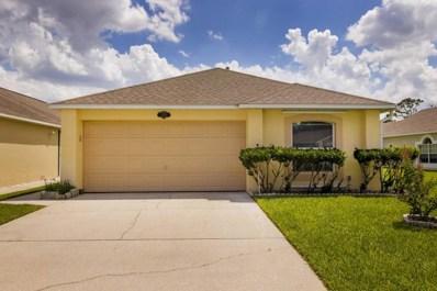 2058 Majestic Pine Court, Palm Bay, FL 32905 - MLS#: 817347