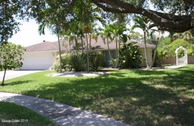 8 Indrio Boulevard, Indian Harbour Beach, FL 32937 - MLS#: 817360
