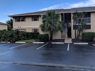 1600 Sunny Brook Lane UNIT F111, Palm Bay, FL 32905 - MLS#: 817434