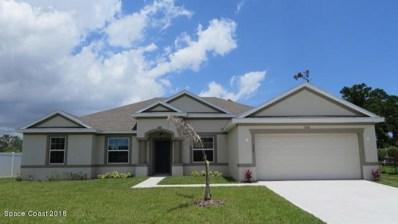 745 Indigo Street, Palm Bay, FL 32909 - MLS#: 817485