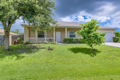 381 Bougainvillea Street, Palm Bay, FL 32907 - MLS#: 817544