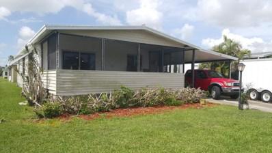 517 Royal Tern Drive, Barefoot Bay, FL 32976 - MLS#: 817619