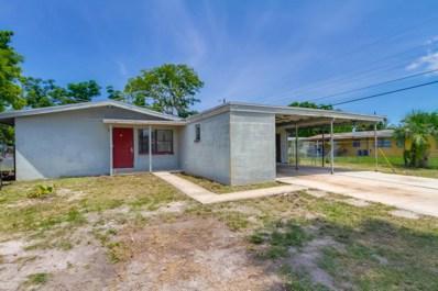 804 Warren Avenue, Cocoa, FL 32922 - MLS#: 817710