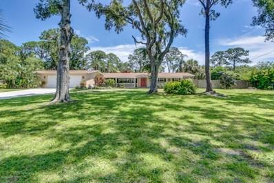 815 Carambola Drive, Merritt Island, FL 32952 - MLS#: 817711