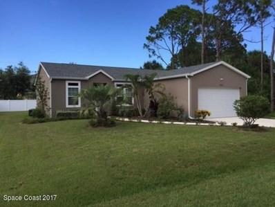 1865 Nanton Street, Palm Bay, FL 32907 - MLS#: 817717