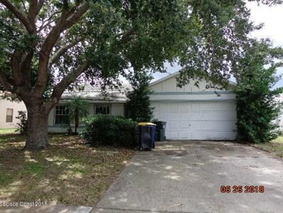823 Emerald Way, Rockledge, FL 32955 - MLS#: 817719