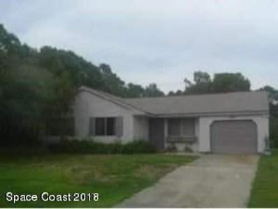 501 Nackman Road, Palm Bay, FL 32907 - MLS#: 817722
