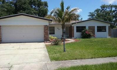 80 Carib Drive, Merritt Island, FL 32952 - MLS#: 817739