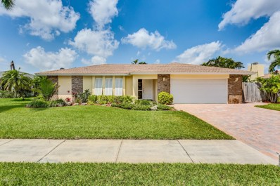 688 Caribbean Road, Satellite Beach, FL 32937 - MLS#: 817755