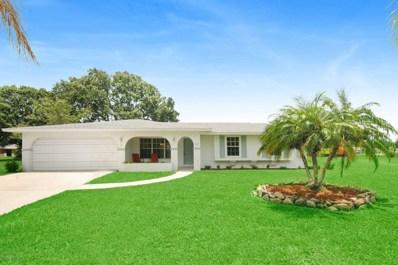 722 Apollo Circle, Palm Bay, FL 32905 - MLS#: 817778
