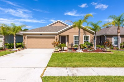 2516 Snapdragon Drive, Palm Bay, FL 32907 - MLS#: 817790