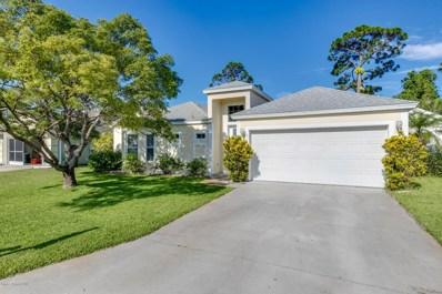 4960 Hidden Creek Road, Palm Shores, FL 32935 - MLS#: 817878