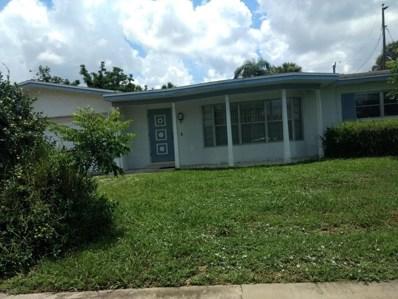 3516 E Roundtree Drive, Cocoa, FL 32926 - MLS#: 817890