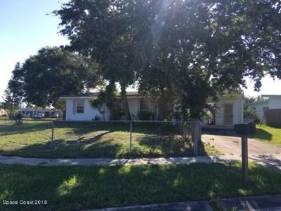 804 Canada Street, Palm Bay, FL 32905 - MLS#: 817901