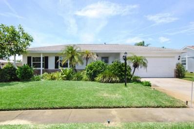 328 Trinidad Drive, Satellite Beach, FL 32937 - MLS#: 817903