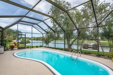 1213 Golden Pond Lane, Rockledge, FL 32955 - MLS#: 817939