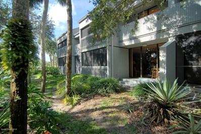 352 Aquarina Boulevard, Melbourne Beach, FL 32951 - MLS#: 817943