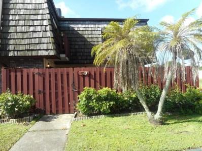 52 Piney Branch Way UNIT D, West Melbourne, FL 32904 - MLS#: 818005