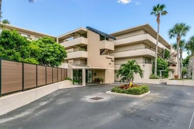 1101 S Miramar Avenue UNIT 102, Indialantic, FL 32903 - MLS#: 818009