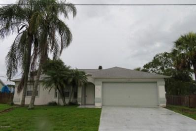 330 Carol Drive, Palm Bay, FL 32907 - MLS#: 818118