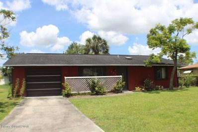 450 Borraclough Avenue, Palm Bay, FL 32907 - MLS#: 818131