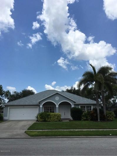 407 Wenthrop Circle, Rockledge, FL 32955 - MLS#: 818140